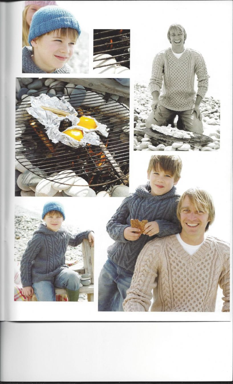 Hayfield Aran Knitting Pattern Books : Hayfield Book 342 - Favourite Aran Knits - Hayfield Bonus ...