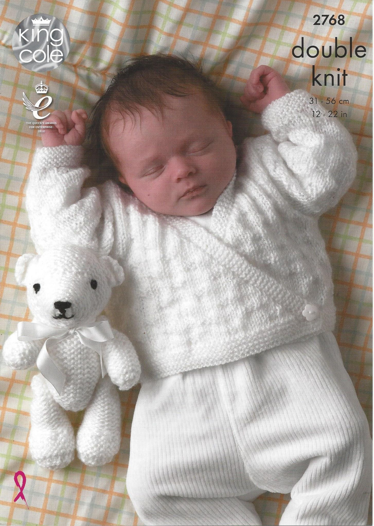 King cole baby dk knitting pattern 2768 sweater cardigans king cole baby dk knitting pattern 2768 sweater cardigans teddy bear bankloansurffo Image collections