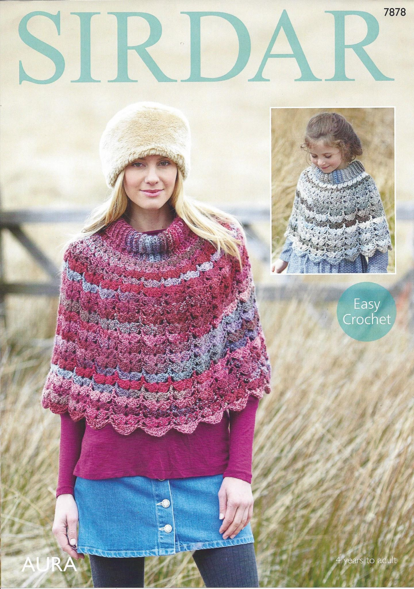 Home > Chunky Yarns and Knitting Patterns > Sirdar Aura Chunky 100g ...