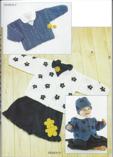 Sirdar Knitting Pattern Books Baby : Sirdar Book 264 - Gorgeous Babies Knitting Book - Sirdar ...
