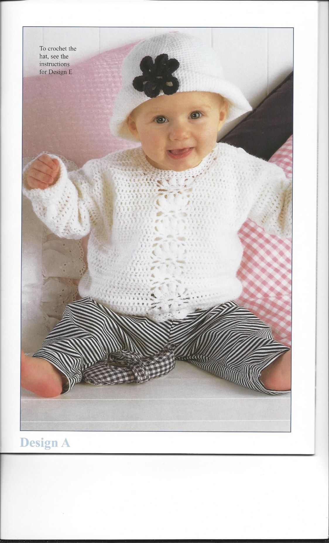 Knitting Patterns For Babies In 4 Ply : Sirdar Book 269 - Babies in Crochet - Sirdar Snuggly Double Knit & 4-ply