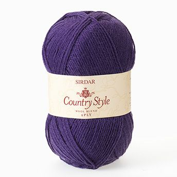 Sirdar Country Style 4ply - 7837 Hat Scarf & Gloves ...
