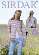 Sirdar Crofter Double Knit 50g - RRP ?3.97 OUR PRICE from ?1.99