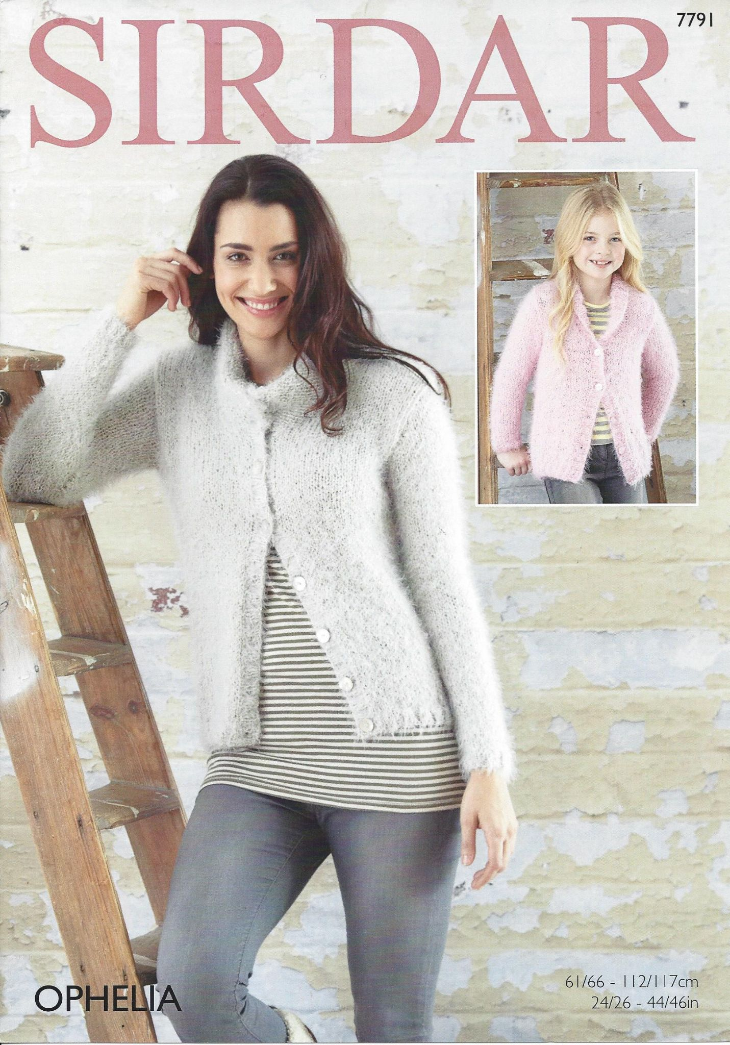 Sirdar Chunky Knitting Patterns Ladies Cardigans: Sirdar ladies ...