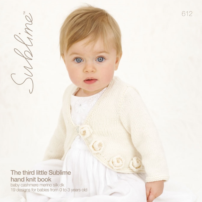 612 The Third Little Sublime Hand Knit Book
