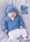 Easy Knit Patterns - Babies