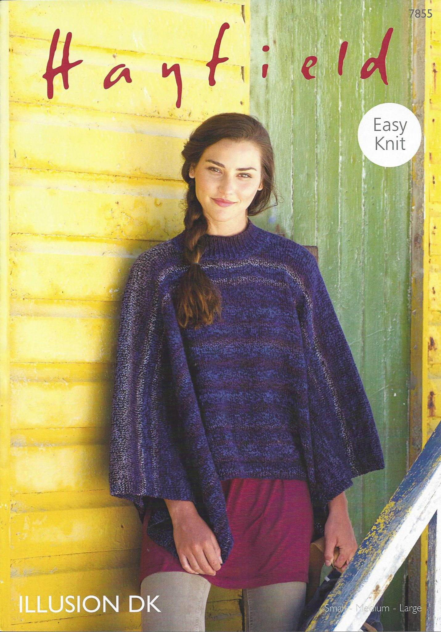 Dorable Hayfield Knitting Patterns Photo - Sewing Pattern for ...