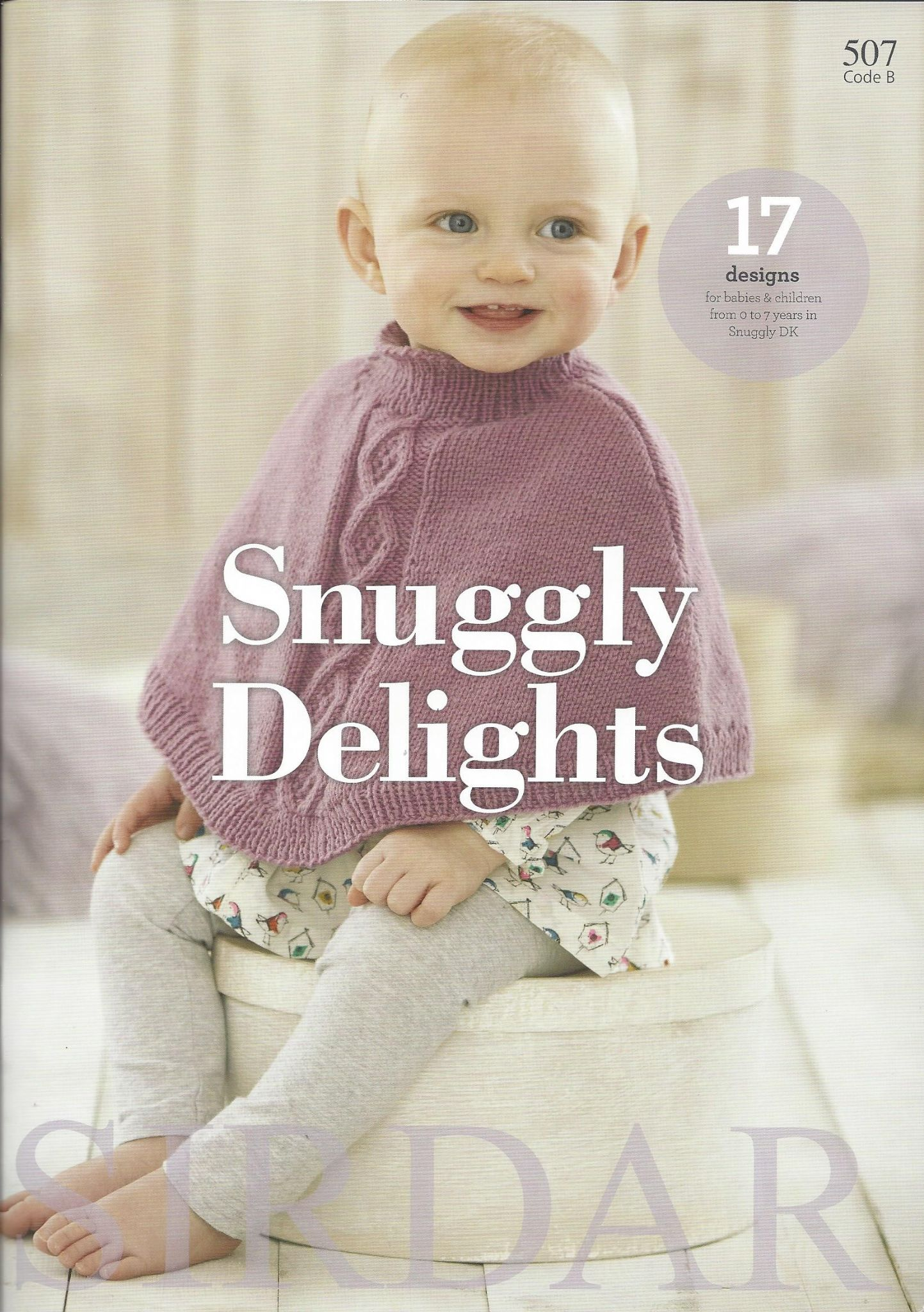Modern Sirdar Knitting Pattern Books Adornment - Sewing Pattern for ...